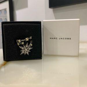 Marc Jacobs Star Constellation Ring w/box